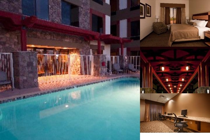 Best Western Legacy Inn photo collage