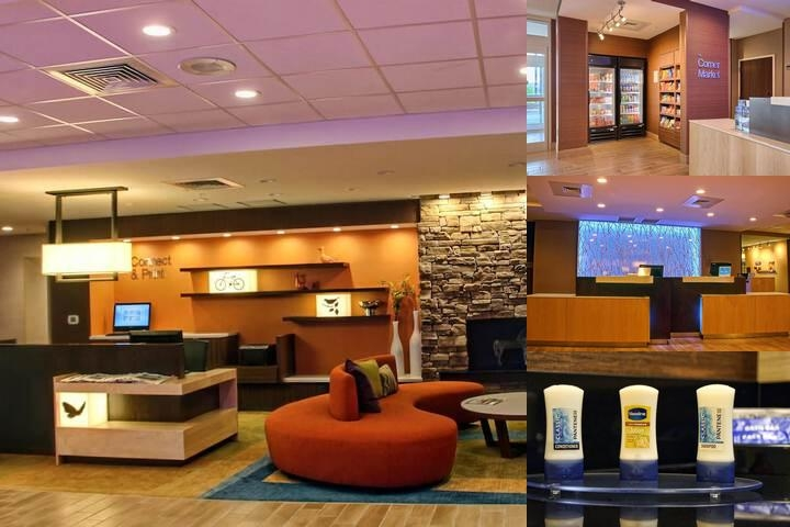 Fairfield Inn & Suites by Marriott Reading photo collage