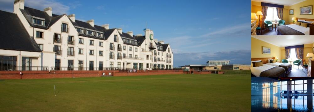Carnoustie Golf Hotel & Spa photo collage