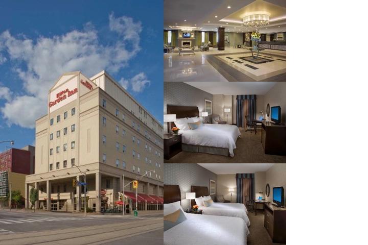 Hilton Garden Inn Toronto City Centre Toronto On 200 Dundas East M5a4r6