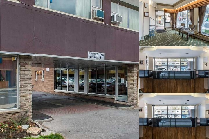 Econo Lodge Downtown Ottawa photo collage