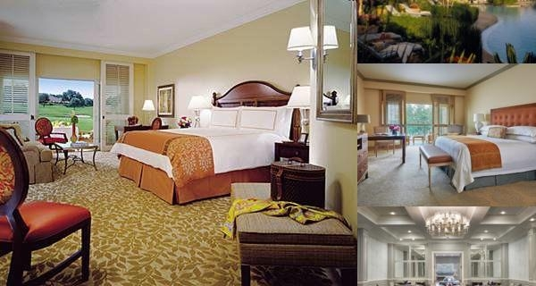 Four Seasons Resort Dallas photo collage