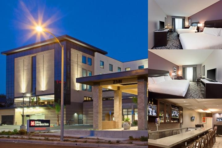 Hilton Garden Inn Irvine / Oc Airport photo collage