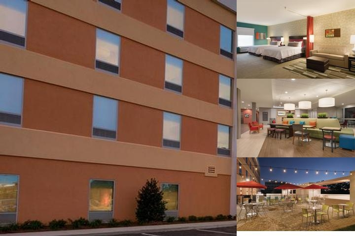 Home2 Suites by Hilton Tallahassee State Capital photo collage