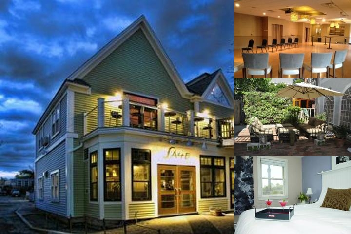 Sage Inn & Lounge photo collage