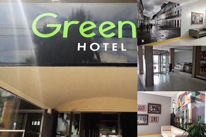Green Smart Hotel photo collage