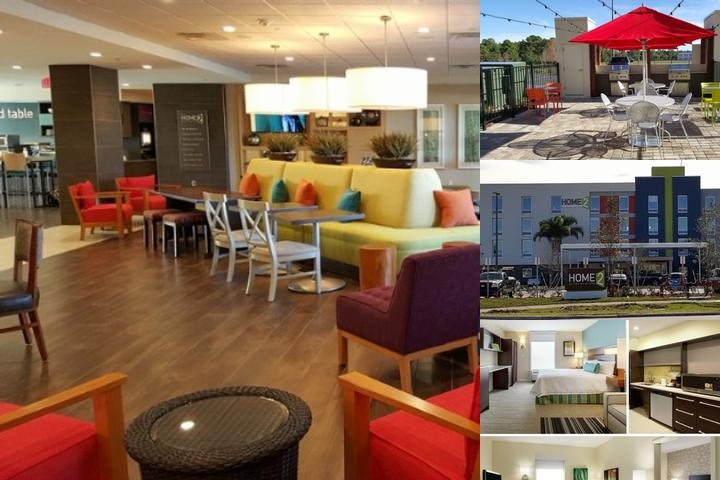 Home2 Suites by Hilton Orlando International Drive photo collage