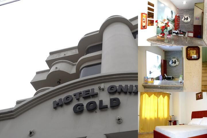 Hotel Onix Gold photo collage