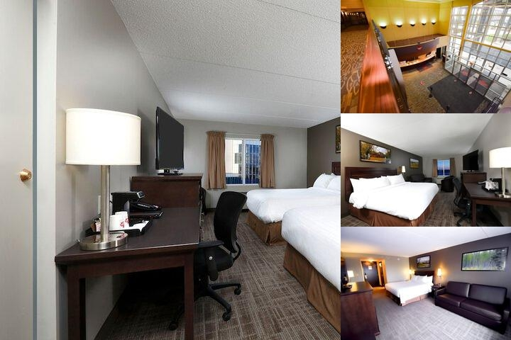 Canad Inns Club Regent Casino Hotel photo collage