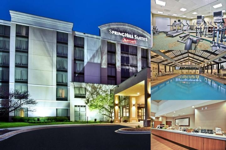 Springhill Suites by Marriott Chicago / Burr Ridge photo collage