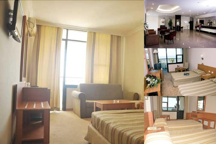 Elysee Hotel photo collage