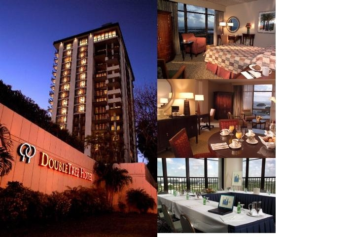 Courtyard by Marriott Miami Coconut Grove photo collage