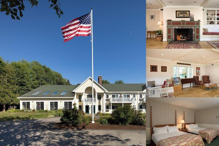 Country Inn at Camden / Rockport photo collage