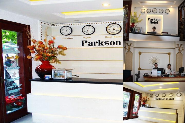 Parkson Hotel Hanoi photo collage