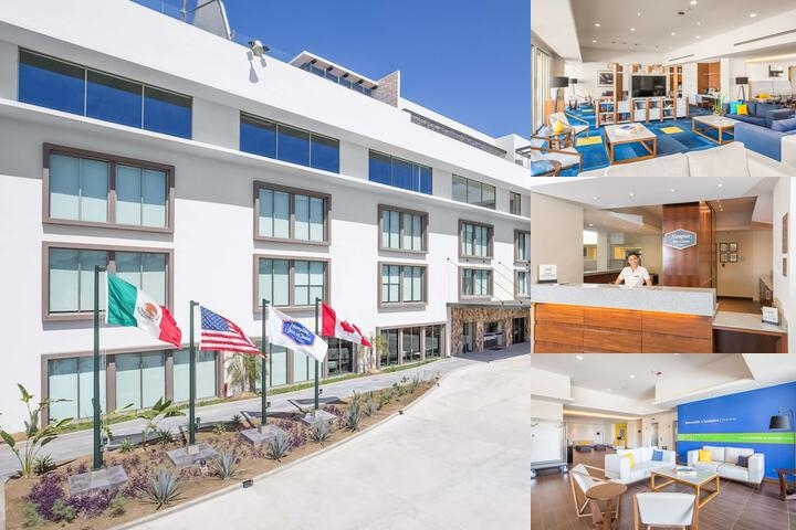 Hampton Inn & Suites by Hilton Los Cabos photo collage