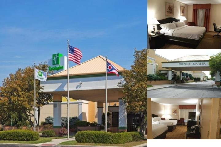 Holiday Inn French Quarter photo collage
