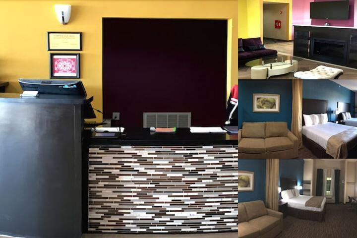 Residency Suites photo collage