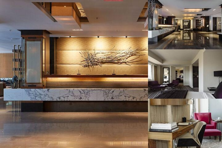 The Dupont Circle Hotel photo collage