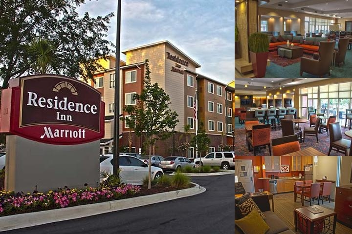 Residence Inn Charleston North photo collage