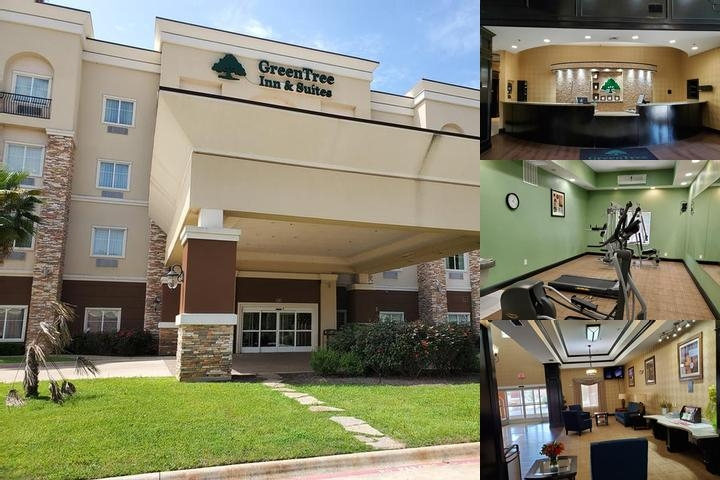 Comfort Inn & Suites Longview photo collage