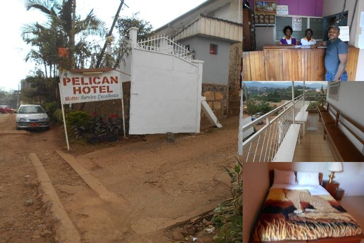 Pelican Hotel Bamenda photo collage