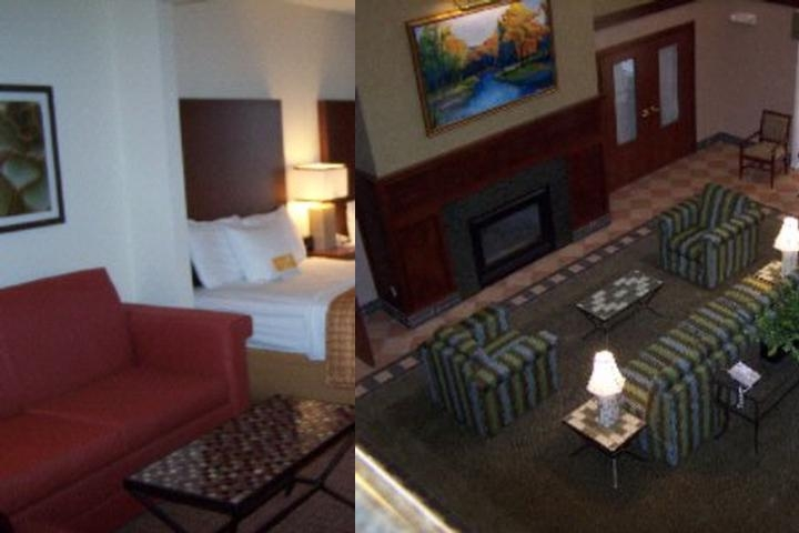 La Quinta Inn & Suites Chicago Northshore photo collage