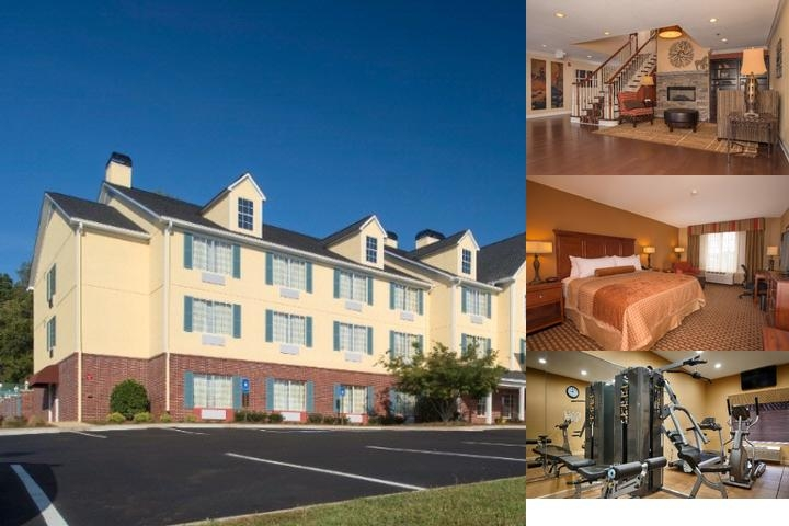 Best Western Plus Lake Lanier Gainesville Hotel & Suites photo collage