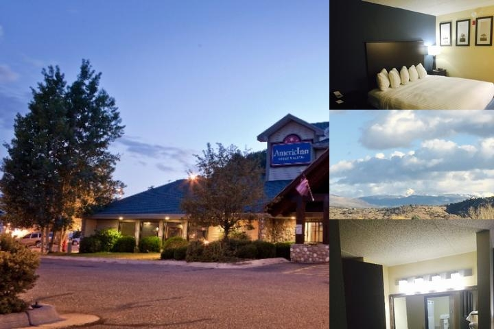 Americinn Lodge & Suites Eagle photo collage