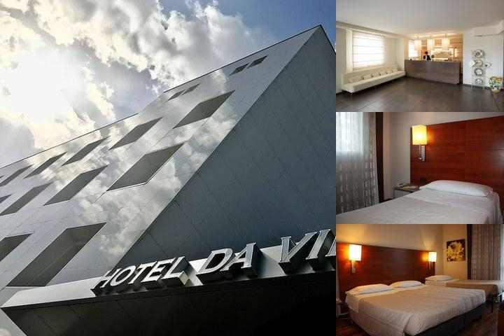 Hotel Da Vinci photo collage