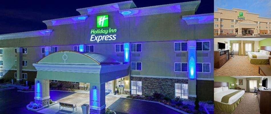 Holiday Inn Express Bowling Green Kentucky photo collage