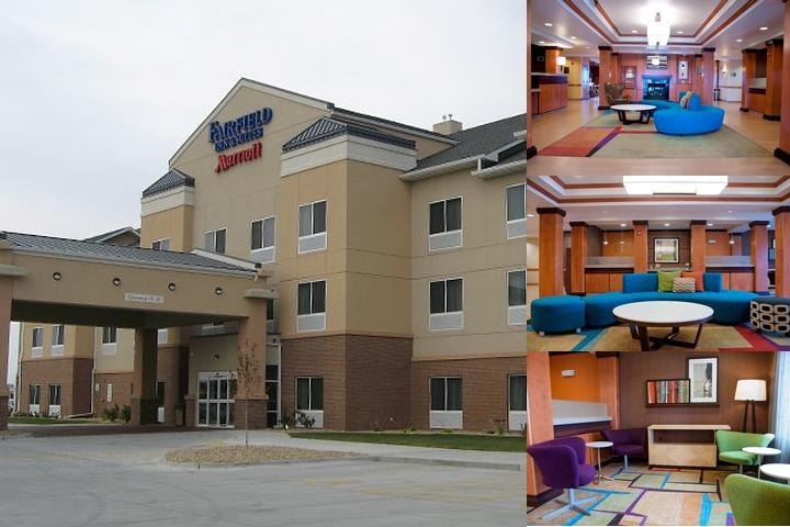 Fairfield Inn & Suites Ames photo collage