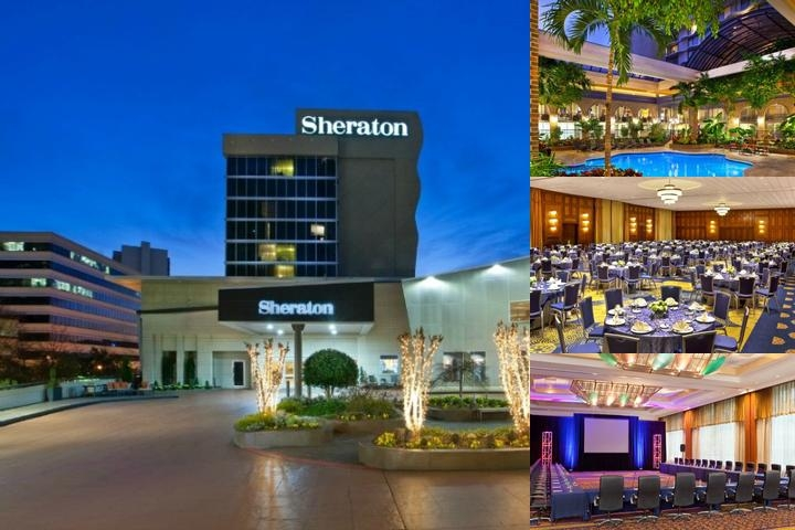 Sheraton Atlanta photo collage