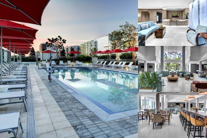 Residence Inn Miami Beach Surfside photo collage