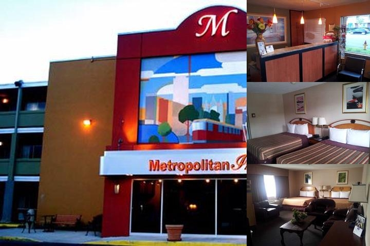 Metropolitan Inn photo collage