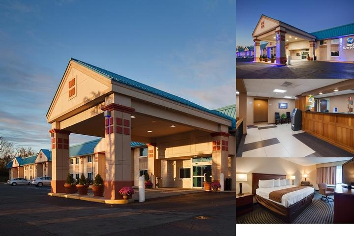 Best Western Burlington Inn photo collage