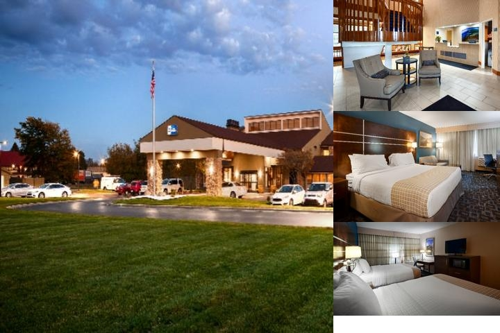 Best Western Benton Harbor St. Joseph photo collage
