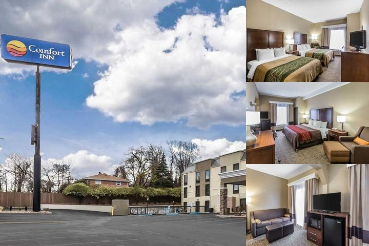 Comfort Inn South photo collage