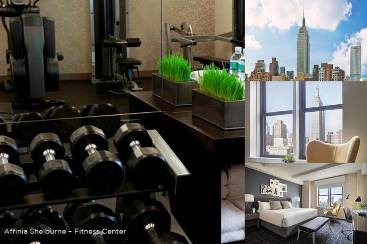 Shelburne Nyc An Affinia Hotel photo collage