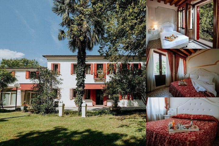 Hotel Villa Patriarca photo collage