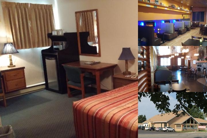 All Seasons Inn & Restaurant photo collage