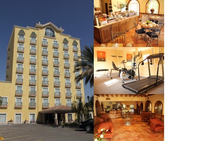 Best Western Hotel Posada Del Rio Express photo collage