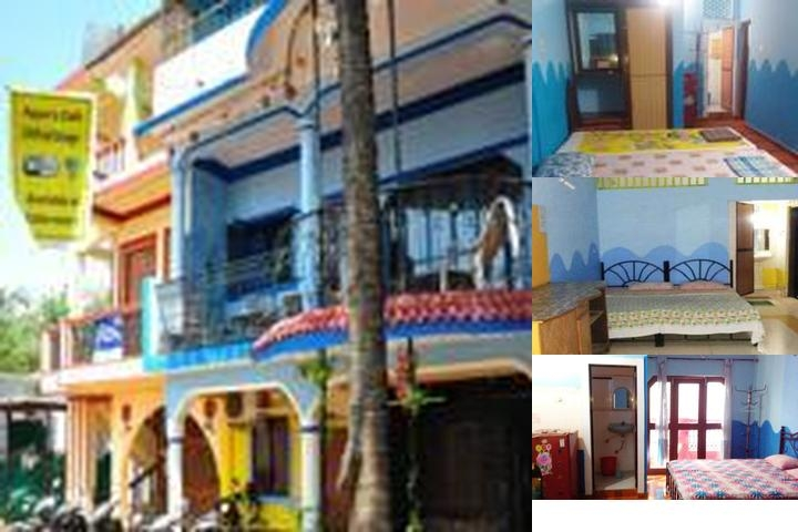 Fisherman Guest House photo collage