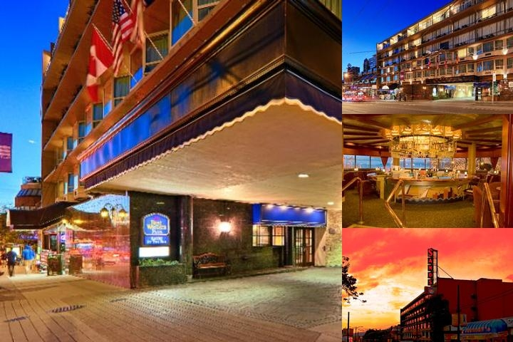 Best Western Plus Sands photo collage