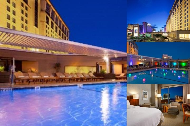 The Westin Las Vegas Hotel Casino & Spa photo collage