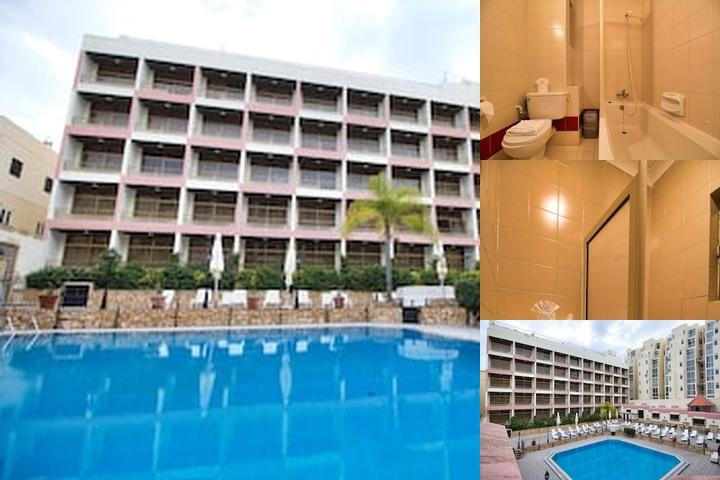 Mount Meru Hotel photo collage