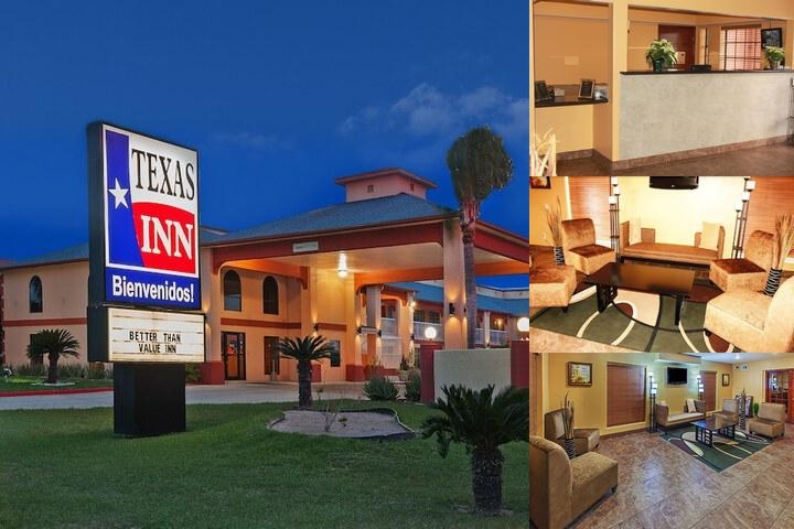 Texas Inn & Suites Raymondville photo collage