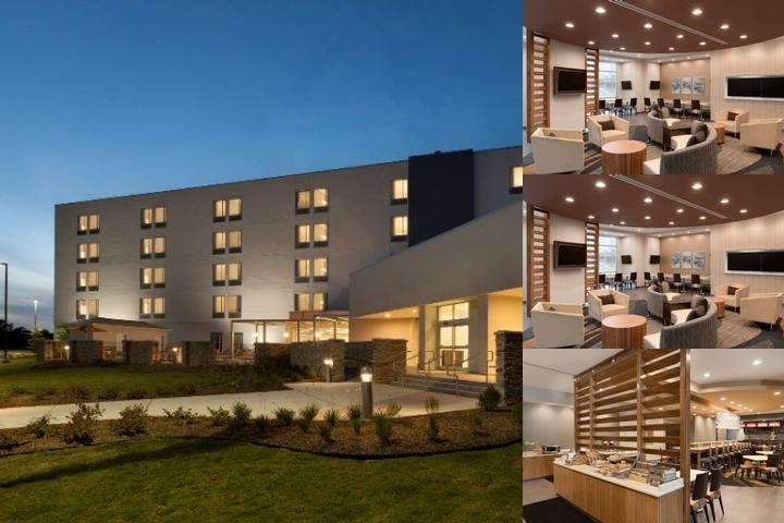 Springhill Suites Houston Northwest photo collage