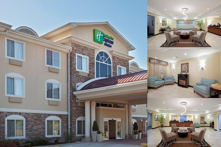 Holiday Inn Express & Suites Meriden photo collage