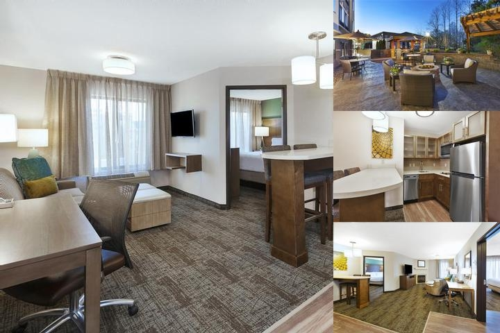 Staybridge Suites Columbia photo collage