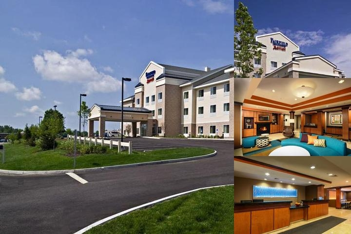 Fairfield Inn & Suites by Marriott Augusta photo collage
